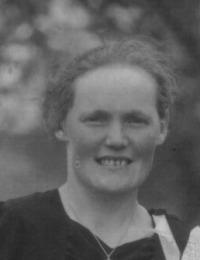 Emma Kuchenbecker, geb. Raddatz
