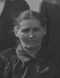 Auguste Othilie Wegner ca.1928