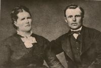 Ehepaar Saecker - Drews