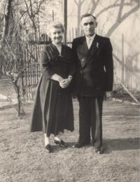 Silberhochzeit Heinrich & Magdalene Wegner