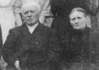 Ehepaar Saecker-Kuchenbecker