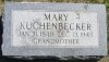 Mary Kuchenbecker