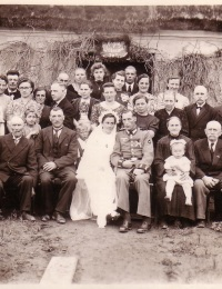 Hochzeit Wegner/Kaatz