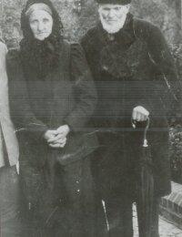 Eltern von Auguste Wegner, geb. Krüger