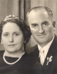 Silberhochzeit Herta & Emil Borck
