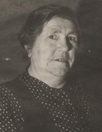 Frieda Felgenträger