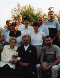 Goldhochzeit Herbert & Regina Berndt