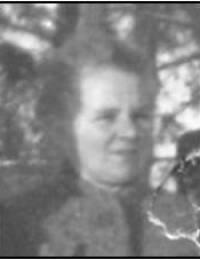 Elfriede Wehner, geb. Engfer