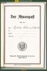 Ahnenpass-Deckblatt
