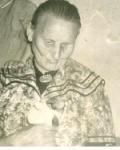 Anna Kuchenbecker (geb. Abraham)