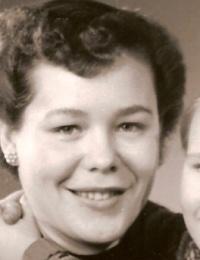 Elsa Pickel (geb. Kuchenbecker)