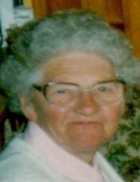 Sophie Kuchenbäcker (geb. Bruckmann)