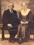 David und Lena Kuchenbacker