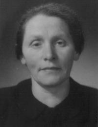 Lisbeth Hulda Ernestine Kuchenbecker geb. Wegner