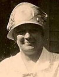 Dorothea Kuchenbecker geb. Alexander