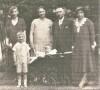 Familie Gustav Klatt
