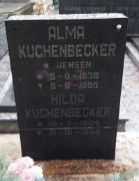 Alma Kuchenbecker
