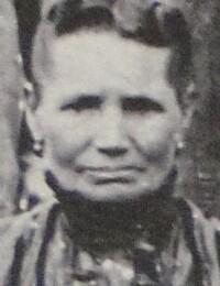 Johana Volles (nascida Hackbarth (Kuchenbecker))