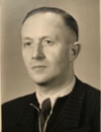 Portraitfoto 50er Jahre