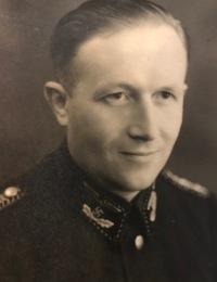 Portraitfoto 1941